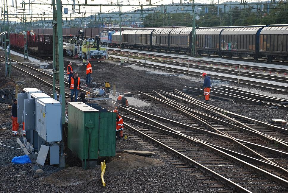 Crabat fick förnyat förtroende som byggledare/kontrollanter åt Trafikverket