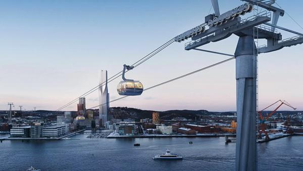 Projekteringsledare till Linbanan i Göteborg