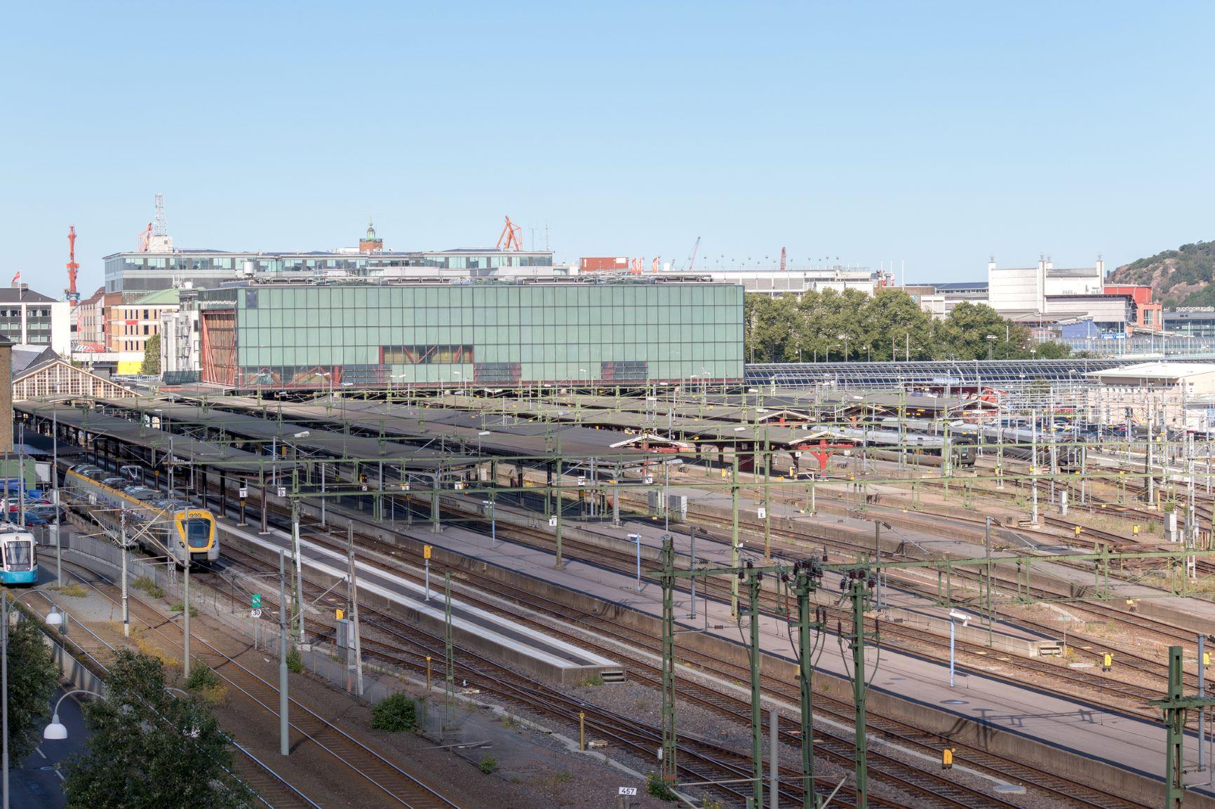 Planeringsledare till Västlänken etapp Centralen